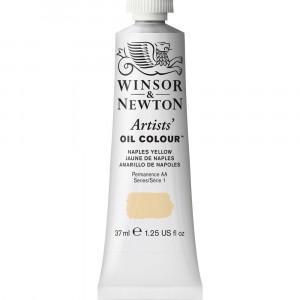 Tinta Óleo Artist 37ml Winsor & Newton S1 422 Naples Yellow NY