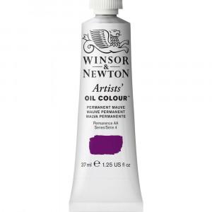 Tinta Óleo Artist 37ml Winsor & Newton S4 491 Permanent Mauve
