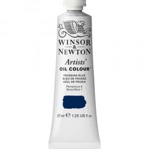 Tinta Óleo Artist 37ml Winsor & Newton S1 538 Prussian Blue