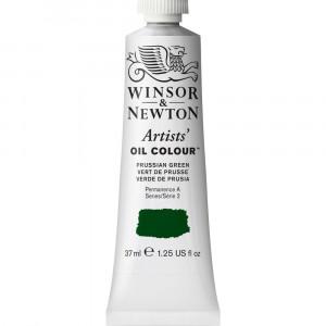 Tinta Óleo Artist 37ml Winsor & Newton S2 540 Prussian Green