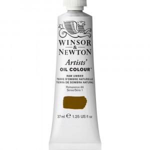 Tinta Óleo Artist 37ml Winsor & Newton S1 554 Raw Umber