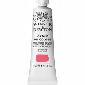 Tinta Óleo Artist 37ml Winsor & Newton S5 587 Rose Madder Genuine