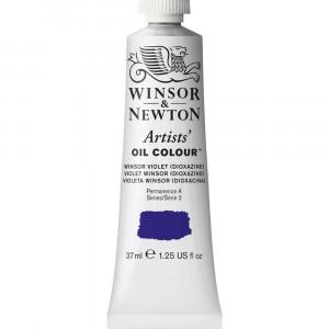 Tinta Óleo Artist 37ml Winsor & Newton S2 733 Winsor Violet Dioxazine