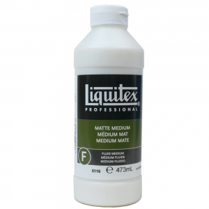 Médium Fosco Liquitex 473ml 5116