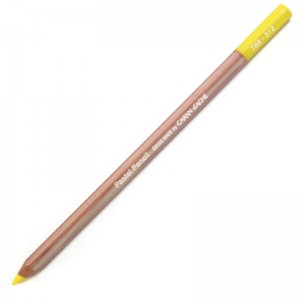 Lápis Pastel Caran D'Ache 512 Light Cadmium Yellow