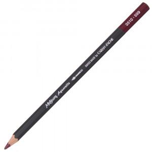 Lápis Aquarelado Caran D'Ache Museum 599 Crimson Aubergine