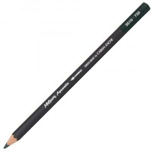 Lápis Aquarelado Caran D'Ache Museum 739 Dark Sap Green