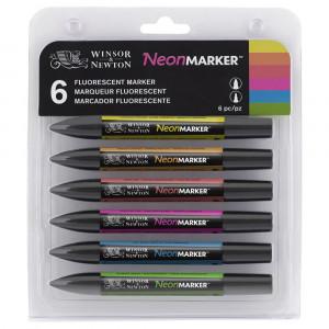 Marcador Promarker 06 Tons Neon Winsor&Newton