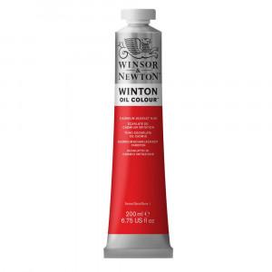 Tinta Óleo Winton 200ml Winsor & Newton 107 Cadmium Scarlet Hue