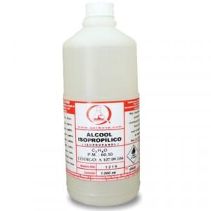 Álcool Isopropílico Para Limpeza 1000ml
