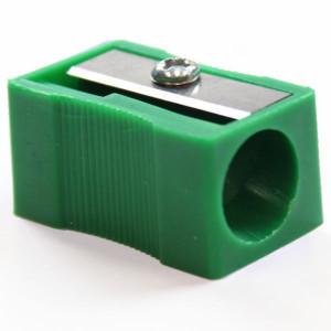 Apontador Para Lápis Jumbo Verde Keramik