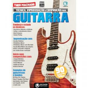 Aprenda e Toque Acorde de Guitarra - Profº Theo Machado
