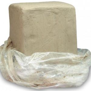 Argila Para Escultura e Artesanato Porcelana 10 kg