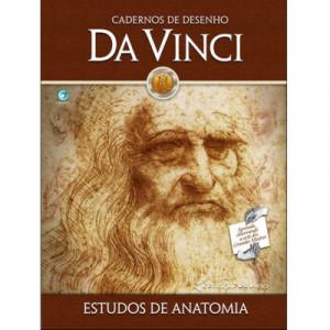 Cadernos de Desenho DA VINCI
