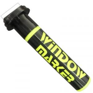 Marcador Para Vidro Window Marker Amarelo Fluorescente