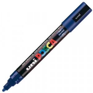 Caneta Posca Uni Ball PC-5M Azul