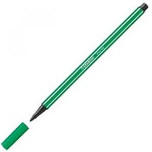 Caneta Stabilo Pen 68 36 Verde Esmeralda