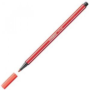 Caneta Stabilo Pen 68 48 Vermelho
