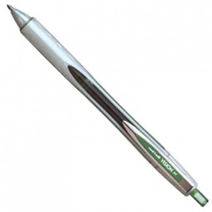 Caneta Vision Elite RT 0.8mm Uni-Ball Verde