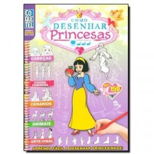 Como Desenhar Princesas - Arthur Garcia