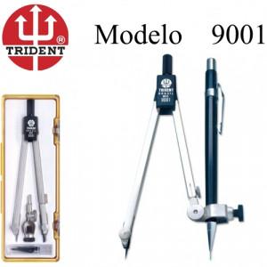 Compasso TRIDENT 9001 com Adaptador Universal