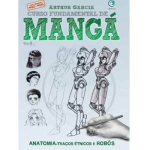 Curso Fundamental de Mangá VOL IV