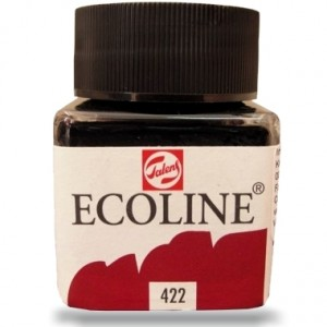 Ecoline Talens 30ml 422 Brun Rouged
