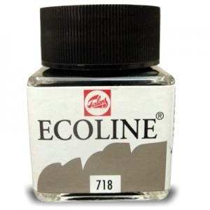 Ecoline Talens 30ml 718 Warm Grey