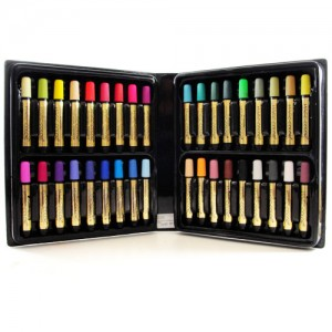 Estojo Magic Color 36 Cores 648