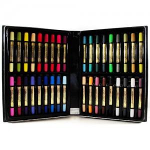 Estojo Magic Color Ponta Dupla 36 Cores 652