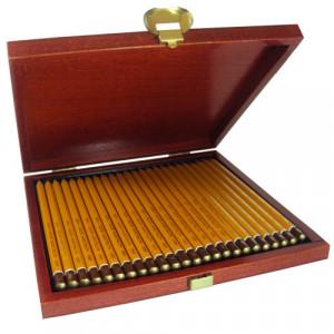 Estojo de Lápis Graduado Koh I Noor 24 Lápis 1504MD