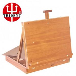 Maleta com Cavalete Para Pintura Trident 12507