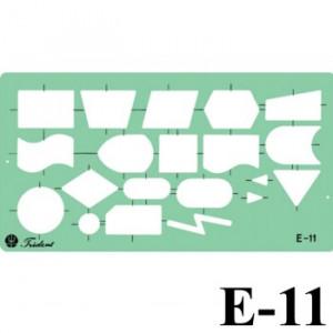 Gabarito Eletricidade E-11 Fluxogramas Trident