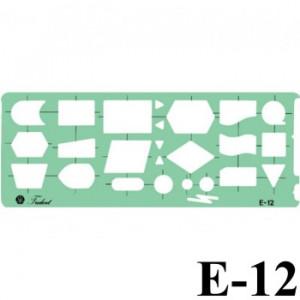 Gabarito Eletricidade E-12 Fluxogramas Trident