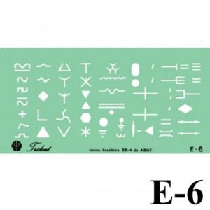 Gabarito Eletricidade E-06 Eletro Eletrônica Trident