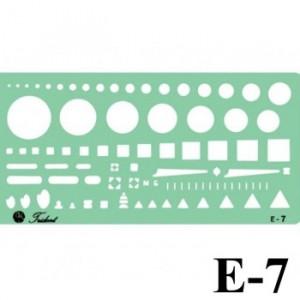 Gabarito Eletricidade E-07 Eletro Eletrônica Trident