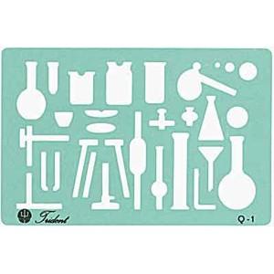 Gabarito Química Q-01 Trident