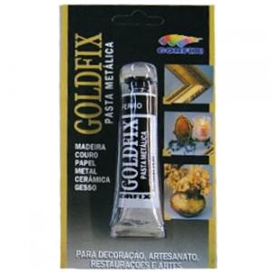 Goldfix Pasta Metálica 20ml Corfix Ferro