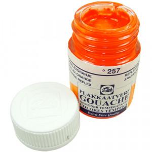Tinta Guache Para Caligrafia Talens 16ml 257 Reflex Orange