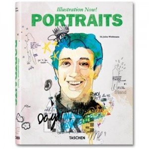Illustration Now Portraits - Ed. Julius Wiedemann