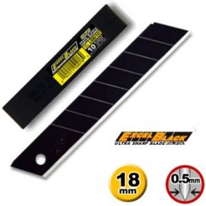 Lâmina Para Estilete OLFA LBB 10 Black 18mm
