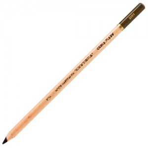 Lápis Crayon Gioconda Sépia Escuro