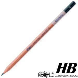 Lápis Graduado Para Desenho Bruynzeel  HB
