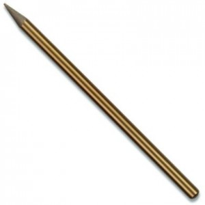 Lápis Integral Metalico Koh–I–Noor  Ouro