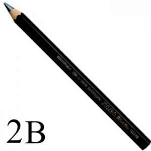 Lápis Jumbo Black Star Koh-I-Noor 2B 1820