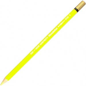 Lápis Aquarelável Koh-I-Noor Mondeluz  02 Light Yellow