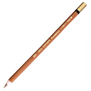 Lápis Aquarelável Koh-I-Noor Mondeluz  32 Brown