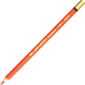 Lápis Aquarelável Koh-I-Noor Mondeluz  48 Carmine Red