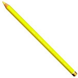 Lápis de Cor Polycolor 3800  02 Yellow Light