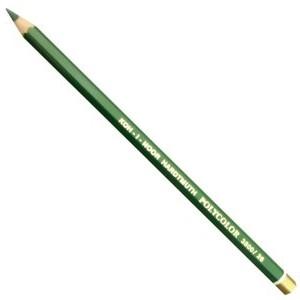 Lápis de Cor Polycolor 3800 26 Green Dark